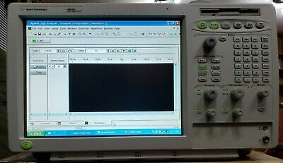 Agilent 1680ad Logic Analyzer