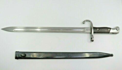 Sable Bayoneta Mauser Mod 1909 Argentinian Bayonet
