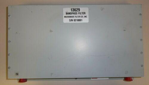 Microwave Filter Corp 13629 UHF Bandpass Filter