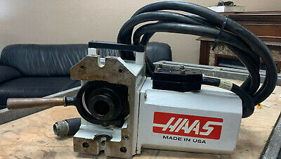 Haas Ha5c 5c Collet Sigma 1 4th Axis Rotary Table Indexer