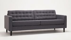 EQ3 Reverie Couch with extension