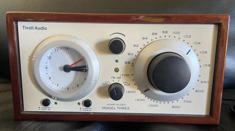Trivoli Audio Model:Three