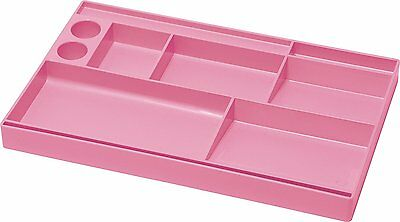 Acrimet Drawer Organizer Pink Color