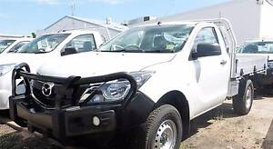 2016 Mazda BT50 XT Single Cab Automatic Ute Ayr Burdekin Area Preview