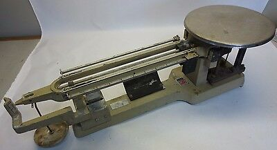 Ohaus Triple Beam Scale - 20kg 45lb Capacity - No Weights