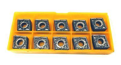 Mitsubishi Carbide Milling Insert Cnmg120412 10 Pack