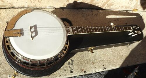 Gibson 1926 Banjo TB-3 Near Mint w RB-250 5 String Neck & Original Neck