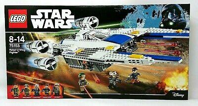 Lego - Star Wars - Rebel U Wing Fighter - 75155 - New