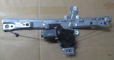 PEUGEOT 207 SW 1.6 HDI - LEFT FRONT DOOR ELECTRIC WINDOW MOTOR REGULATOR  6 PIN