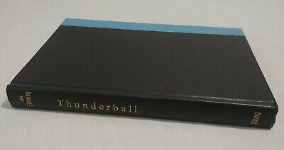 "1961 ""THUNDERBALL"" (JAMES BOND) BY IAN FLEMING / VIKING PRESS HARDCOVER"