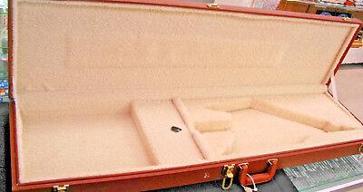 Vintage Custom Hardshell Guitar Case W/ Keys  49x13x4