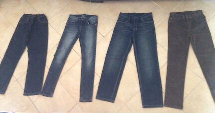Boys size 14 jeans pants cords bulk lot Terrigal Gosford Area Preview