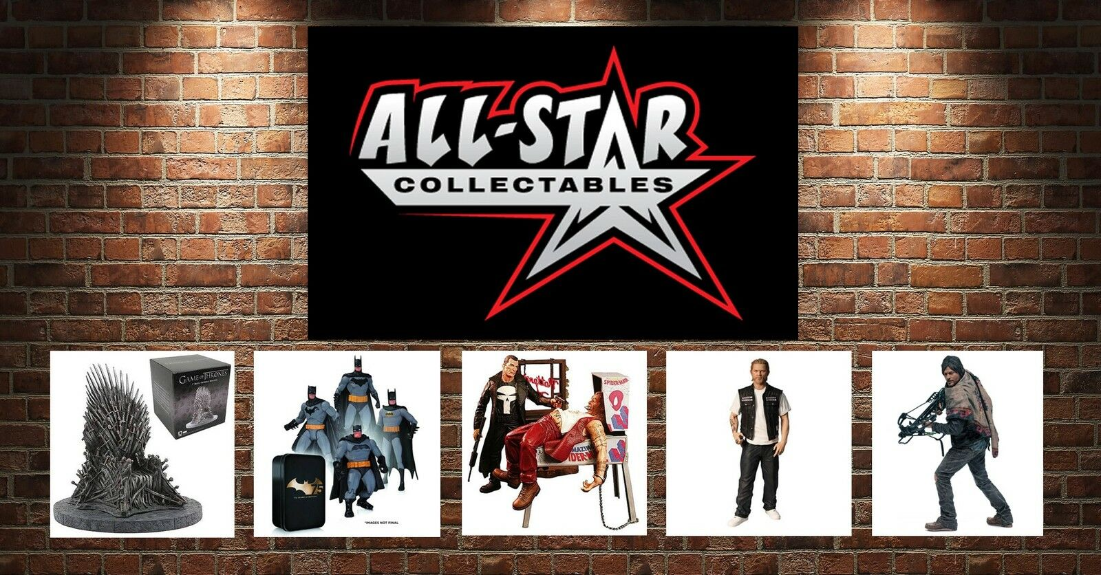 All-Star Collectables
