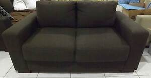 2 Seater Couch Chocolate Kirwan Townsville Surrounds Preview