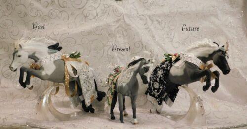 "Breyer custom Christmas Holiday Horse ""A Christmas Carol"" ""Past""  By TRJ"