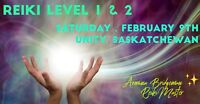 Reiki Level One and Two