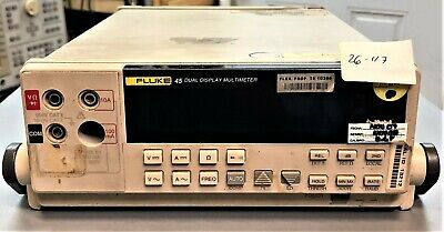 Fluke 45 Dual Display Multimeter
