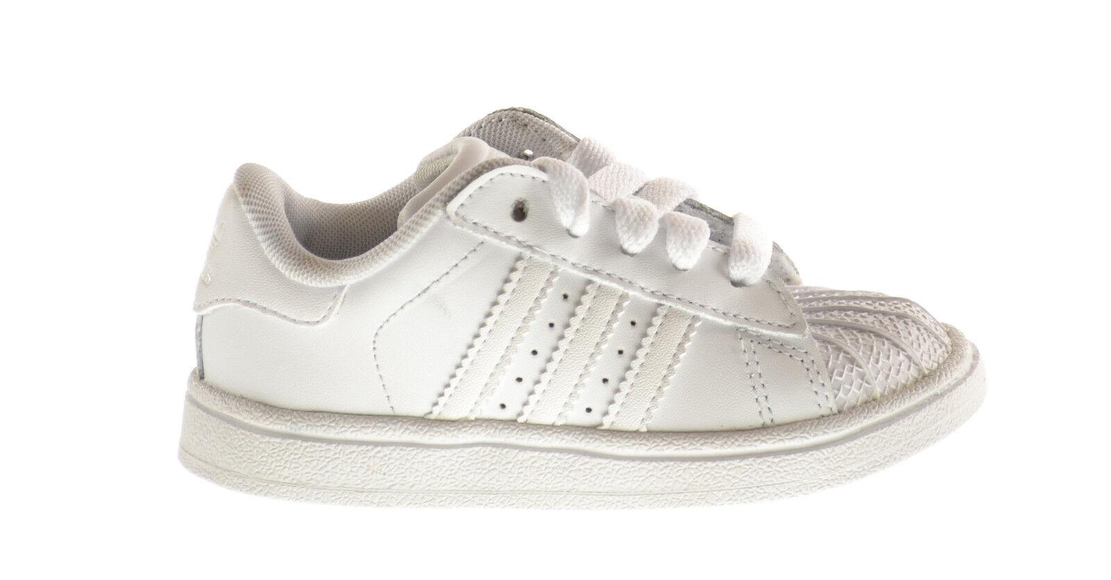 Adidas Superstar II 2 Infant Shoes Run White/Run White 901038