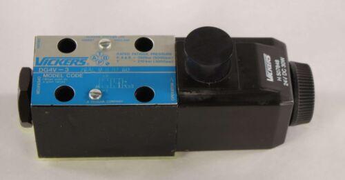 New DG4V-326ALMUH760 Eaton Vickers Solenoid Directional Control Valve