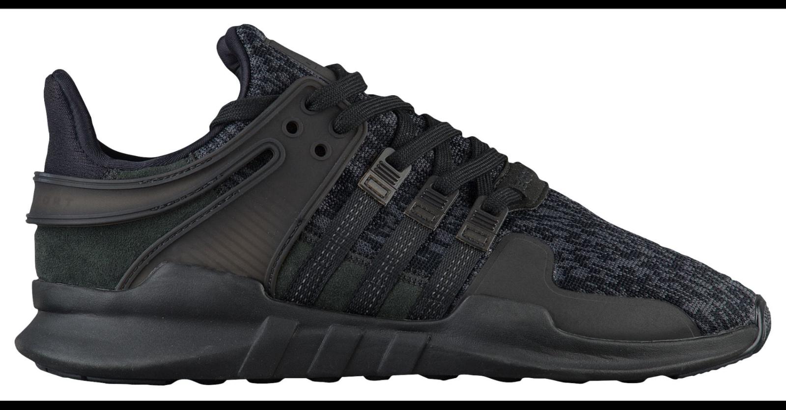 cheaper 3941c 1f1d3 Adidas Originals Men's EQT SUPPORT ADV Shoes Core Black/Sub Green BY9589 b