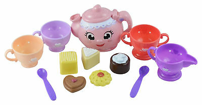 Tea Party For Girls (Tea Party Cookie Food Play Set Tea & Treats For 2 - Kids Girls Boys Gift)