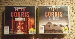 Audio Books - Peter Corris Armadale Armadale Area Preview