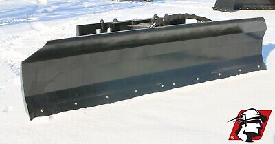 Skid Steer Snow Plow Blade Attachment Heavy Duty High Quality For Bobcat Machine