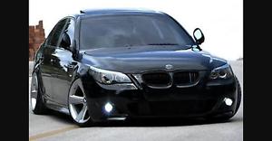 Bmw e60/e39/e34/ 525i/530i/540i/m5 wheels Berwick Casey Area Preview