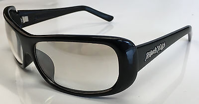 New Rare Black Flys DRAGSTER FLY Eyewear & Zipper Case-Black