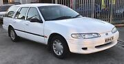 1996 Ford Falcon Wagon, Very Low Kms, $3999 Pooraka Salisbury Area Preview