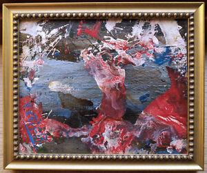 Bohumil Samuel KECIR (1904-1987) Abstrakt. Selten.