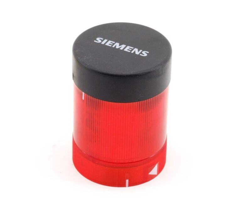 Siemens Licht-Element Red Sirius Signal Column 8WD4 200-1AB BA15d 230V AC/Dc 5W