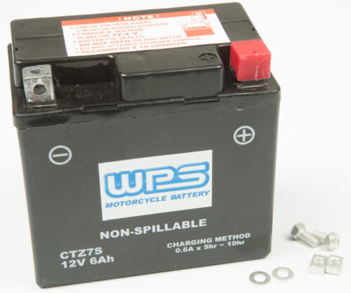 FIRE POWER FACTORY SEALED BATTERY CTZ7S CTZ7S