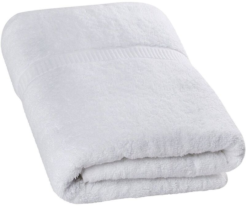 Utopia Towels Luxury Bath Sheet 35 x 70 inches - White