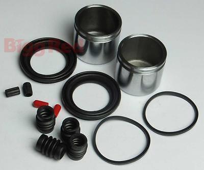 Land Rover Freelander FRONT L & R Brake Caliper Repair Kit +Pistons (BRKP105)