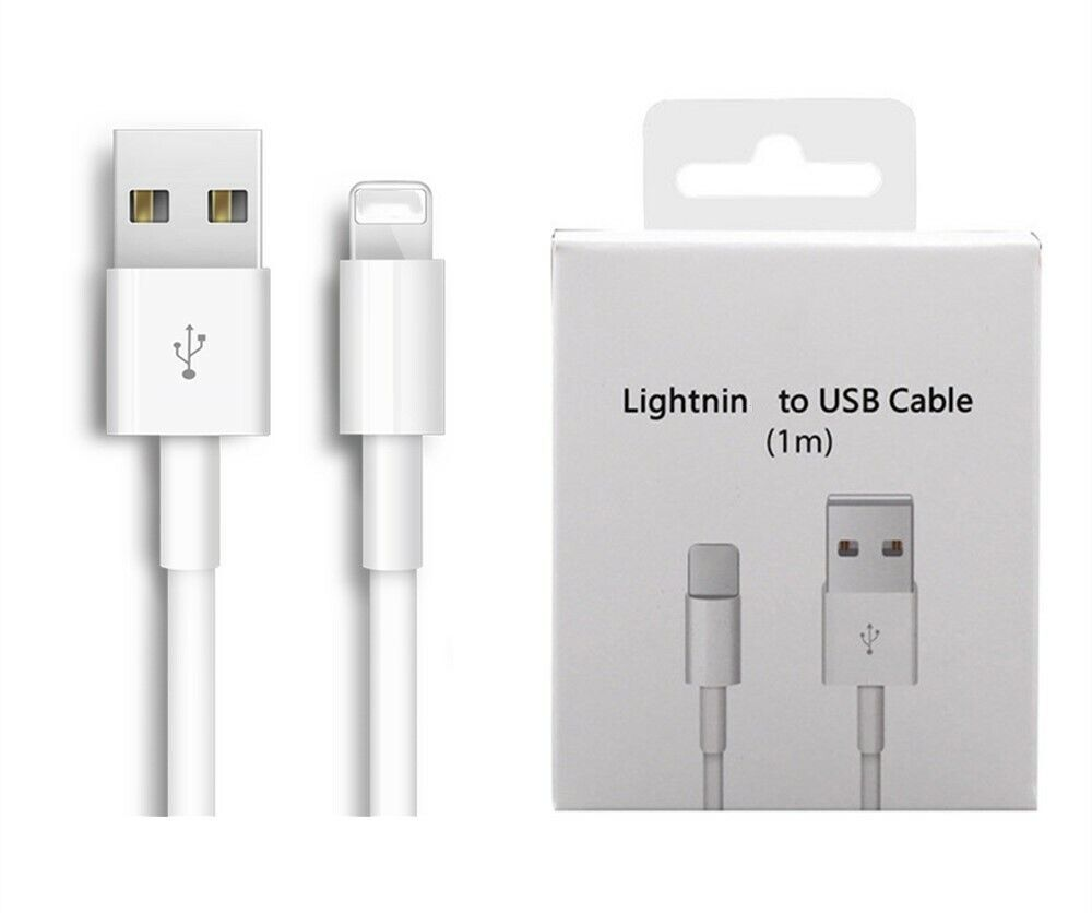 IPHONE USB Cable Fast Charging X 8 7 6 6S Plus 5 5S For iPad