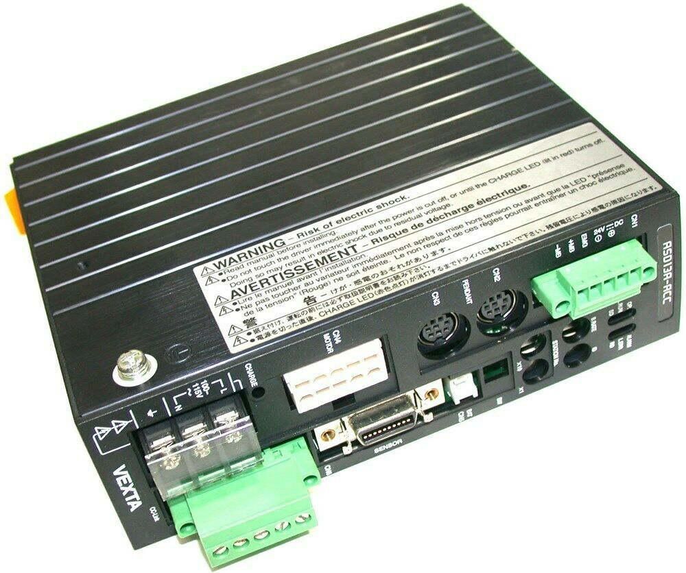 Oriental Motor Co VEXTA ASD24A-A Single-Phase AlphaStep Closed Loop Driver