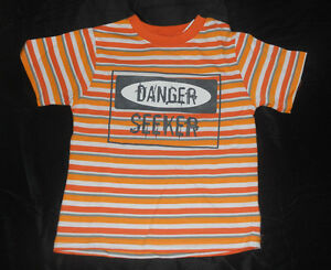 Okie-Dokie-Toddler-Boys-T-Shirt-Size-2T-NWT-Danger-Seeker