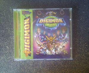 Total Digimon DVD & Digimon: The Movie Soundtrack