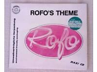 80,s dance cd Rofo, s theme