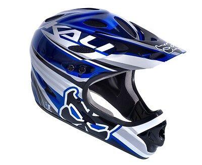 Kali Protectives Us Savara Celebrity Blue Dh Helmet