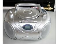 Pacific CD Radio Cassette Boombox