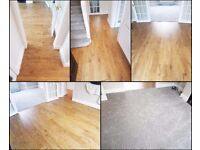 Professional Carpet & Floor Fitting Services - Carpets & Flooring Supplied & Fitted