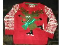 Children's Christmas Jumper - Age 6-7