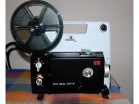 ELMO projector 8 and super 8