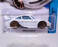 - ~ Hot Wheels '2014 Ed. PORSCHE 993 GT2' (White) ~ -