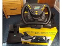 Joytech Jordan Grand Prix Steering Wheel
