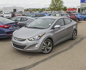 2016 Hyundai Elantra GLS | BACKUP CAMERA | BLUETOOTH | HEATED SE