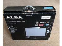 "Alba 16"" hd ready led/DVD combi"