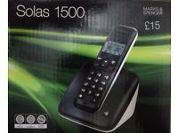 Solas 1500 M&S Landline Home Phone